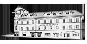 Hôtel - restaurant Saint Georges Romont